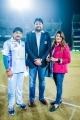 Manoj Tiwari @ Chennai Rhinos vs Bhojpuri Dabanggs Match Photos