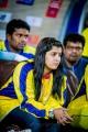 Varalakshmi @ CCL 4 Chennai Rhinos vs Bhojpuri Dabanggs Match Photos