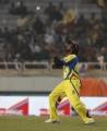 Vishnu @ CCL 4 Chennai Rhinos vs Bhojpuri Dabanggs Match Photos