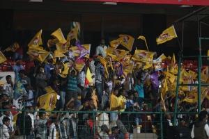 CCL 4 Chennai Rhinos Vs Karnataka Bulldozers Match Photo