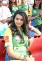 Bhavana @ CCL 4 Final Karnataka Bulldozers vs Kerala Strikers Match Photos