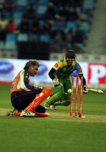 CCL 4 Kerala Strikers Vs Veer Marathi Match in Dubai Stills