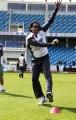 Bobby Deol @ CCL 4 Mumbai Heroes Vs Telugu Warriors Match Photos