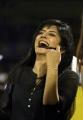 Vimala Raman @ CCL 4 Semi Final Karnataka Bulldozers vs Mumbai Heroes Match Photos