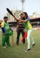 CCL 4 Semi Final Kerala Strikers Vs Bhojpuri Dabanggs Match Photos