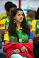 Bhavana @ CCL 4 Semi Final Kerala Strikers Vs Bhojpuri Dabanggs Match Photos