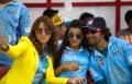 Pakhi Hegde, Shubhi Sharma, Akshara Singh @ CCL 4 Semi Final Bhojpuri Dabanggs Match Photos