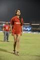 Sanjana @ CCL 4 Telugu Warriors Vs Karnataka Bulldozers Match Photos