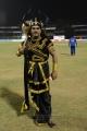 Siva Reddy @ Telugu Warriors Vs Karnataka Bulldozers Match Photos