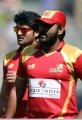 Ajay @ CCL 4 Telugu Warriors vs Kerala Strikers Match Stills
