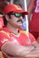 Srikanth @ CCL 4 Telugu Warriors vs Kerala Strikers Match Stills