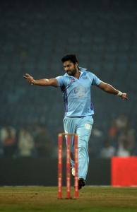 CCL 4 Veer Marathi Vs Bhojpuri Dabanggs Match Photos