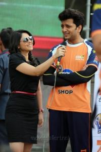 CCL 4 Veer Marathi Vs Mumbai Heroes Match Photos