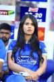 Sharmila Mandre @ CCL 6 Final Telugu Warriors vs Karnataka Bulldozers Match Stills