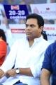 KT Rama Rao @ CCL 6 Final Telugu Warriors vs Karnataka Bulldozers Match Stills