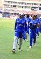 Sudeep @ CCL 6 Karnataka Bulldozers Vs Bengal Tigers Semi Final Match Stills