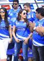Parvathy Nair @ CCL 6 Karnataka Bulldozers Vs Bengal Tigers Semi Final Match Stills
