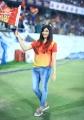 Adah Sharma @ CCL 6 Telugu Warriors vs Karnataka Bulldozers Match Stills