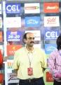 D Suresh Babu @ CCL 6 Telugu Warriors vs Karnataka Bulldozers Match Stills