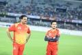Akhil Akkineni @ CCL 6 Telugu Warriors vs Karnataka Bulldozers Match Stills