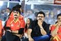 Srikanth, Venkatesh @ CCL 6 Telugu Warriors vs Karnataka Bulldozers Match Stills