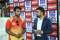 Aadi @ CCL 6 Telugu Warriors vs Karnataka Bulldozers Match Stills