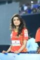 Pranitha Subhash @ CCL 6 Telugu Warriors Vs Bhojpuri Dabanggs Semi Final Match Photos