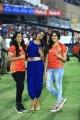 Regina, Sanjana, Adah Sharma @ CCL 6 Telugu Warriors Vs Bhojpuri Dabanggs Semi Final Match Photos