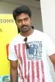 Vikranth @ CCL Chennai Rhinos Success Meet Stills