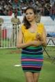 Madhu Shalini at CCL Final Match 2012 Stills