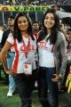 Kajal Agarwal, Priyamani at CCL Final Match 2012 Stills
