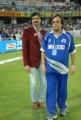 Ashok Kheny(NICE) at CCL Final Match 2012 Stills