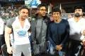Shivrajkumar in Karnataka Bulldozers CCL Match Stills