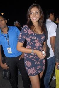 Madhu Shalini @ CCL Season 2 Curtain Raiser Pictures