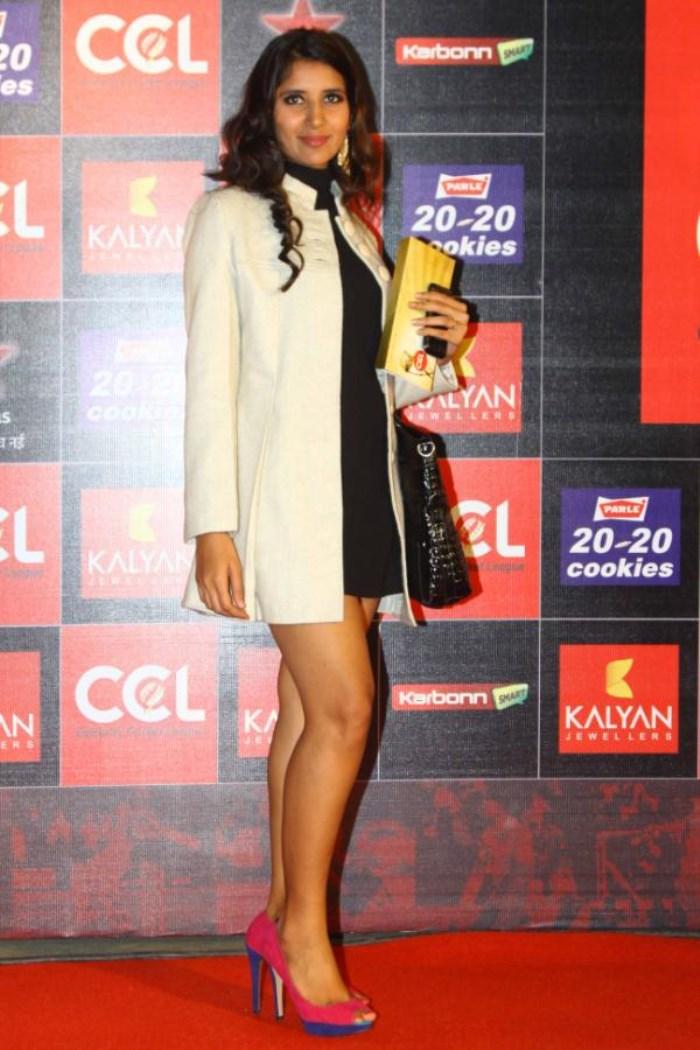 Celebrity Cricket League Season 3 Curtain Raiser Photos
