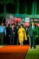 Sachin Tendulkar with wife Anjali @ CCL Season 4 Launch Photos
