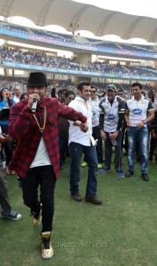 CCL4 Mumbai Heroes Vs Chennai Rhinos Match Photos