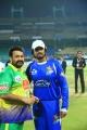 Mohanlal, Sudeep @ CCL 6 Kerala Strikers Vs Karnataka Bulldozers Match Images