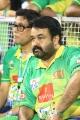 Mohanlal @ CCL 6 Kerala Strikers Vs Karnataka Bulldozers Match Images