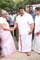 Prabhu Pay Homage to MS Viswanathan Photos