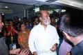 Actor Rajini Pay Homage to MS Viswanathan Photos