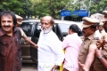 Rajinikanth Pay Homage to MS Viswanathan Photos