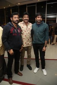 BVS Ravi, Rajasekhar, Gopichand Malineni watch PSV Garuda Vega Movie Images