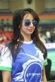 Sanjana @ Celebrity Badminton League 4th Match Launch Photos