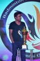 Yuvan Shankar Raja @ Celebrity Badminton Premier League Launch Stills