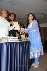Asmitha at AIAC Awards for Excellence Stills