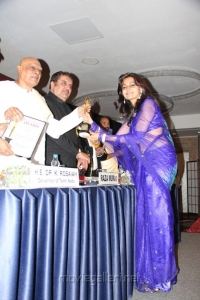 Manumika(Nandagi) at AIAC Awards for Excellence Stills