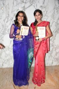 Manumika, Arundhati at AIAC Awards for Excellence Stills