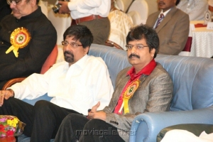 Vivek, Srikanth at AIAC Awards for Excellence Stills