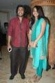 Vishnu Vishal with wife Rajini Natraj at NEFERTARI Fashion show stills